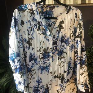 Roaman's Floral Tunic